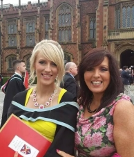 First Class Honours for former Ulidia Student!
