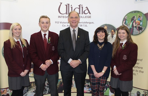 ... Success At Annual Speech And Prize Day - Ulidia Integrated College