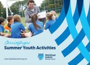 Carrickfergus Summer Youth Activities