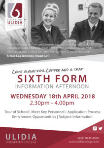 Sixth Form Information Afternoon