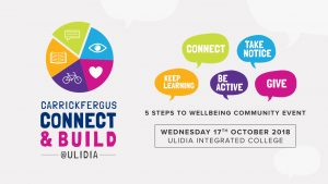 Carrickfergus Connect & Build @ Ulidia Integrated College